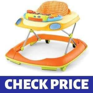 Chicco Dance Baby Walker Activity Center Review