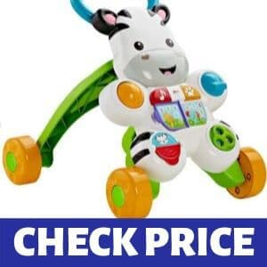 Fisher-Price Learn with Me Zebra Walker Reviews