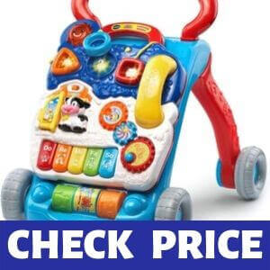 VTech Sit-to-Stand Learning Walker Reviews